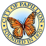 City of Papillion Logo / DigiQuatics